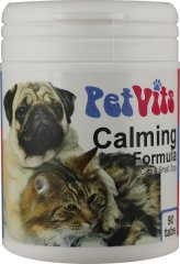 Calming Formula - for cats & small dogs